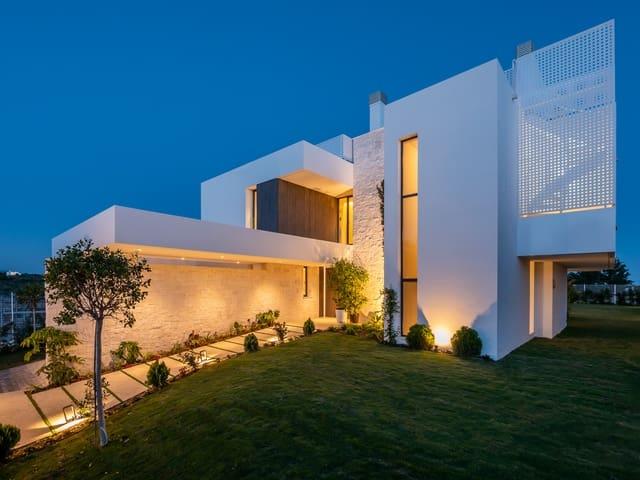 4 sypialnia Dom szeregowy na sprzedaż w Estepona z basenem garażem - 1 450 000 € (Ref: 5077015)