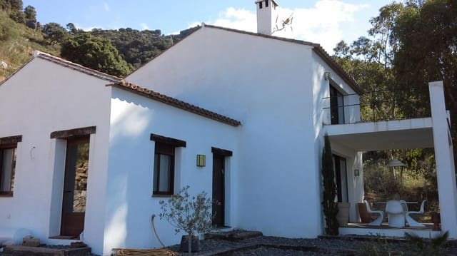 2 soverom Villa til salgs i Cortes de la Frontera - € 260 000 (Ref: 4582826)