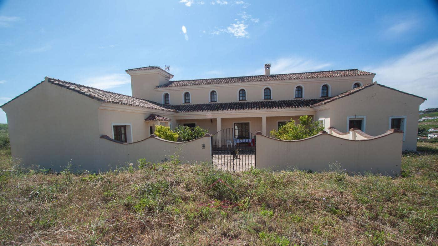 4 chambre Entreprise à vendre à Casares avec garage - 1 800 000 € (Ref: 4582936)