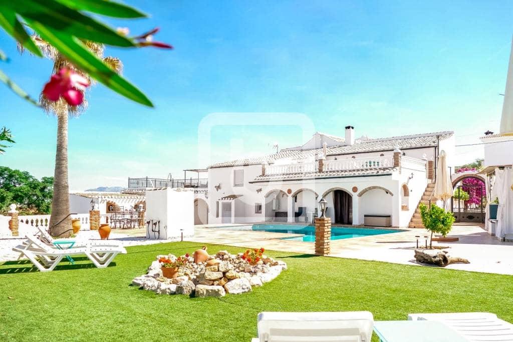 8 soverom Kommersiell til salgs i Iznajar med svømmebasseng garasje - € 650 000 (Ref: 5531815)