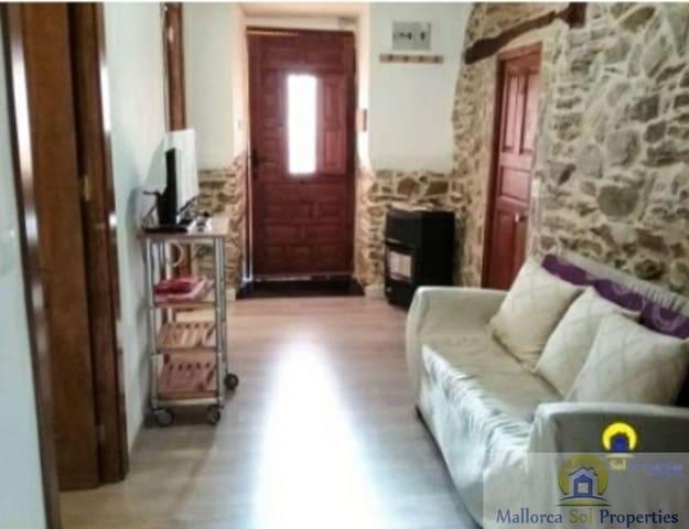 2 slaapkamer Flat te huur in Puebla de Sanabria - € 325 (Ref: 4756425)