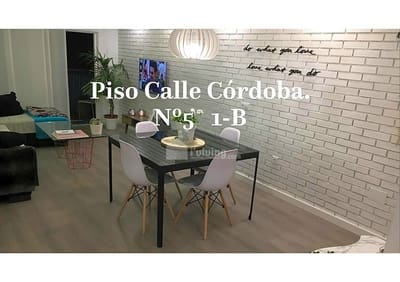 3 slaapkamer Flat te huur in Albox - € 450 (Ref: 5477199)