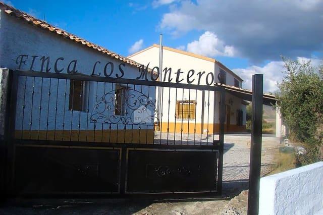 5 slaapkamer Villa te huur in Velez-Blanco - € 700 (Ref: 5711628)