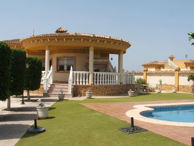 5 Bedroom Finca Country House For Sale In Catral With Pool Garage 279 995 Ref 4602532