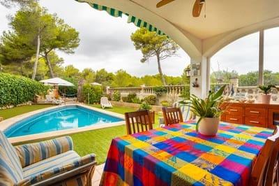 3 bedroom Villa for sale in Font de Sa Cala / Font de La Cala with pool - € 550,000 (Ref: 4789182)