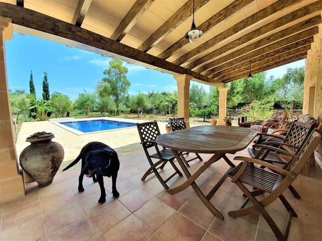 Finca/Casa Rural de 4 habitaciones en Portocristo / Port de Manacor en venta con piscina - 750.000 € (Ref: 5355319)