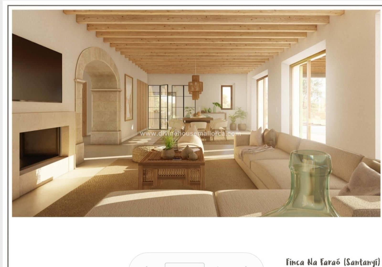 Byggegrund til salg i Cala Llombards - € 450.000 (Ref: 5453559)