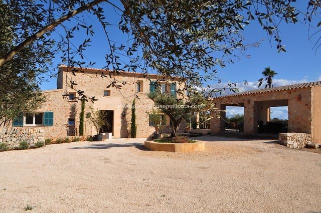Finca/Casa Rural de 4 habitaciones en Santanyí en venta con piscina - 2.450.000 € (Ref: 5476428)