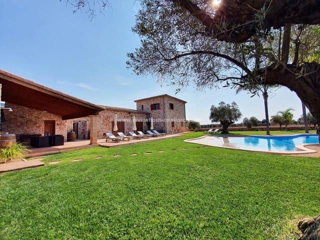 Finca/Casa Rural de 4 habitaciones en Campos en venta con piscina - 2.500.000 € (Ref: 5557217)