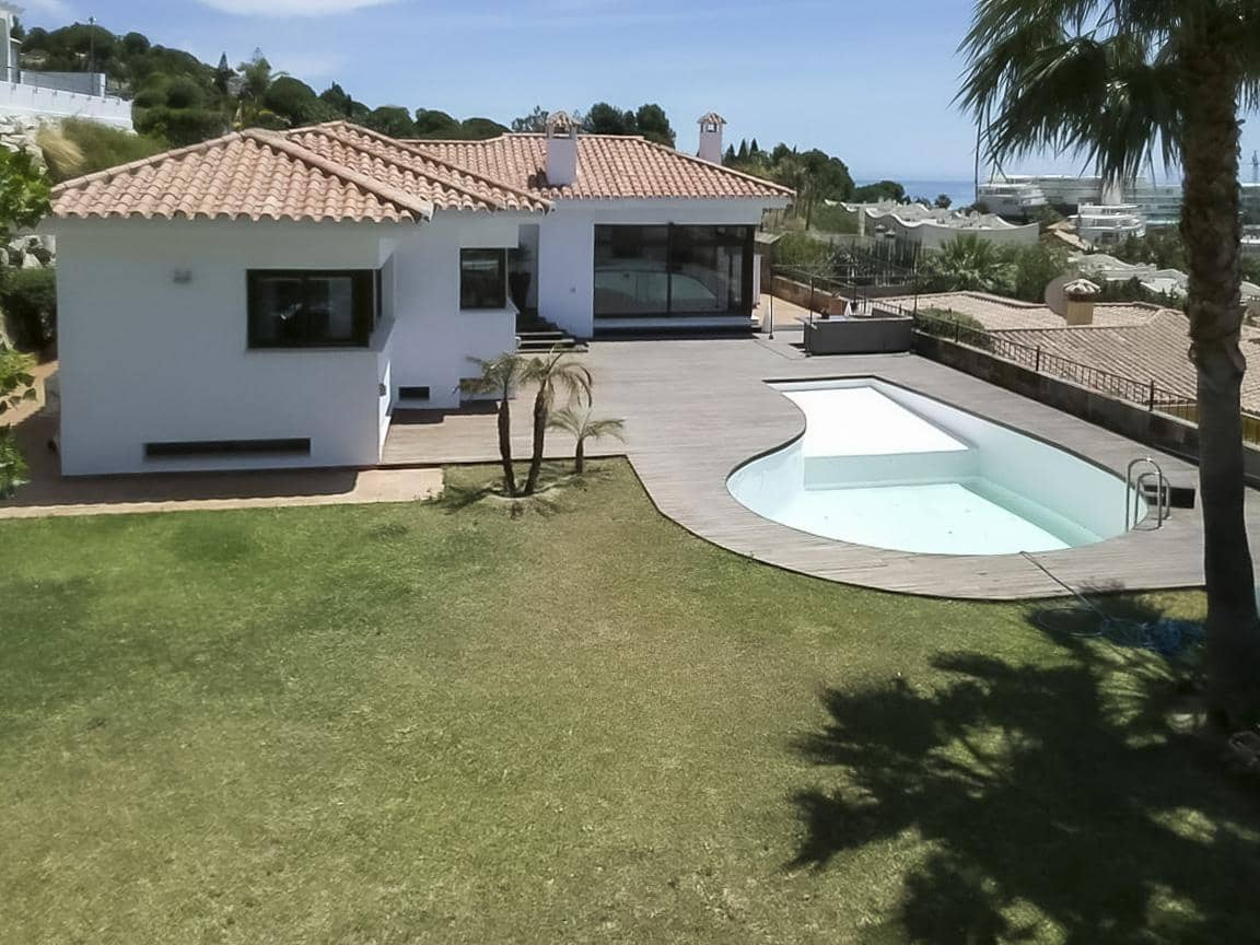 4 bedroom Villa for sale in Benalmadena - € 995,000 (Ref: 5171234)