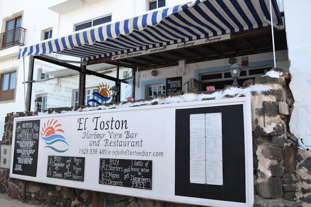 Restaurant/bar te koop in El Cotillo - € 50.000 (Ref: 4608603)