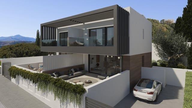 3 makuuhuone Paritalo myytävänä paikassa Atalaya-Isdabe mukana uima-altaan  autotalli - 420 000 € (Ref: 5986340)