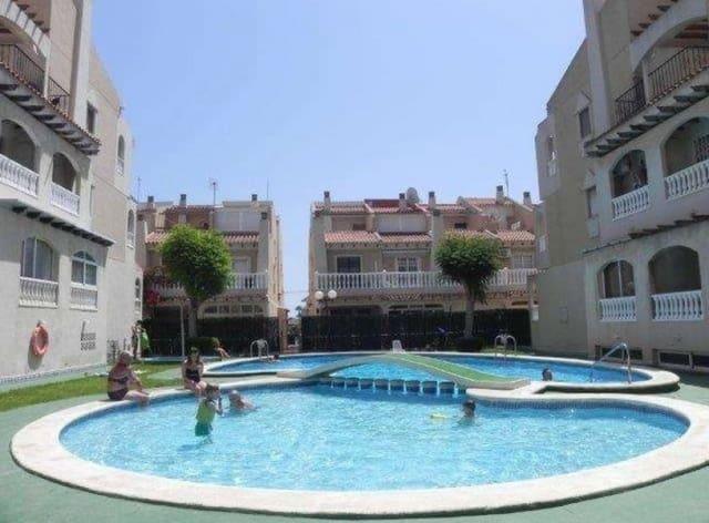 1 camera da letto Monolocale da affitare come casa vacanza in Torrevieja con piscina - 210 € (Rif: 4772488)