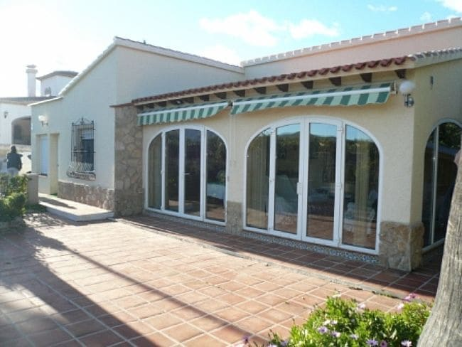 Chalet de 4 habitaciones en Ondara en venta con piscina - 268.000 € (Ref: 5037107)