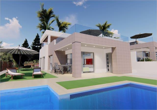 3 quarto Moradia Geminada para venda em Finestrat com piscina - 399 000 € (Ref: 5936637)