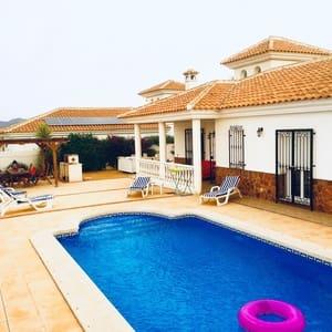 4 Zimmer Villa zu verkaufen in Los Llanos (Zurgena) - 189.950 € (Ref: 5247289)