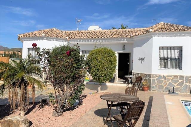 3 soverom Villa til salgs i Los Llanos (Zurgena) - € 159 000 (Ref: 5247290)