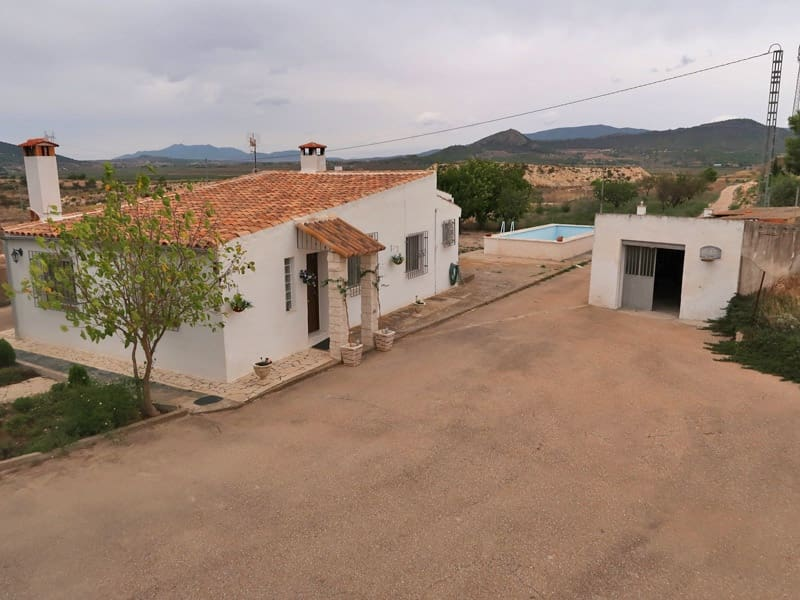 2 bedroom Finca/Country House for sale in Monovar / Monover - € 129,950 (Ref: 6317408)