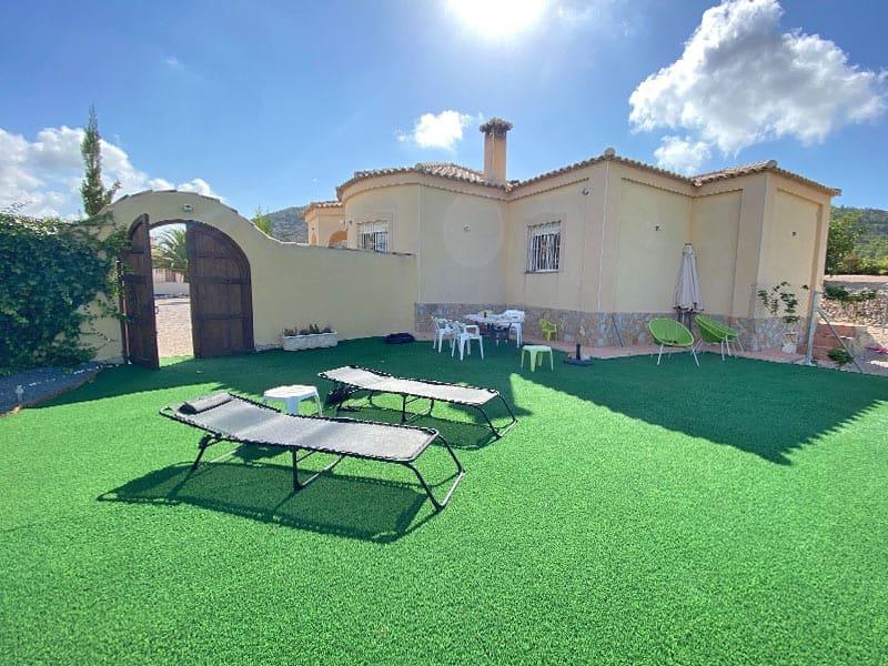 3 bedroom Villa for sale in Hondon de los Frailes - € 239,950 (Ref: 6327899)