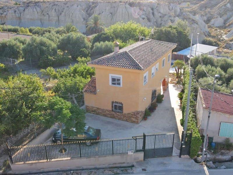 4 bedroom Villa for sale in Abanilla - € 169,950 (Ref: 6327904)