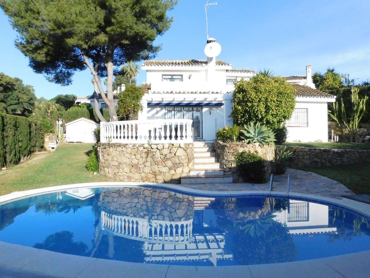 3 Zimmer Ferienvilla in Calahonda mit Pool Garage - 1.300 € (Ref: 5517153)