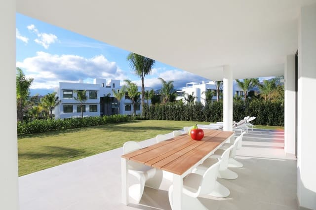 3 bedroom Apartment for holiday rental in Benahavis with pool garage - € 1,100 (Ref: 5517165)