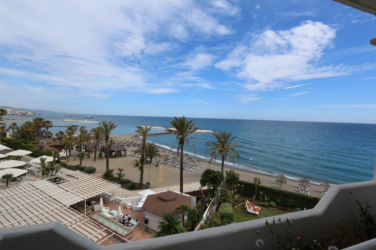 3 slaapkamer Penthouse voor vakantieverhuur in Marbella met zwembad garage - € 2.100 (Ref: 5517167)