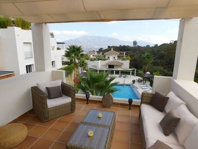 2 bedroom Penthouse for holiday rental in La Mairena with pool garage - € 1,330 (Ref: 5627432)
