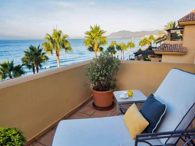 4 slaapkamer Penthouse voor vakantieverhuur in Marbella met zwembad garage - € 2.000 (Ref: 5828503)