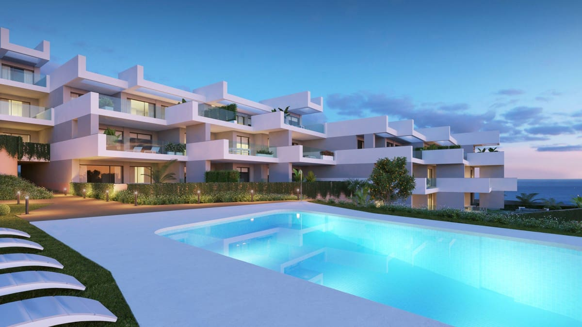 2 bedroom Apartment for sale in Manilva with pool garage - € 199,000 (Ref: 4734653)