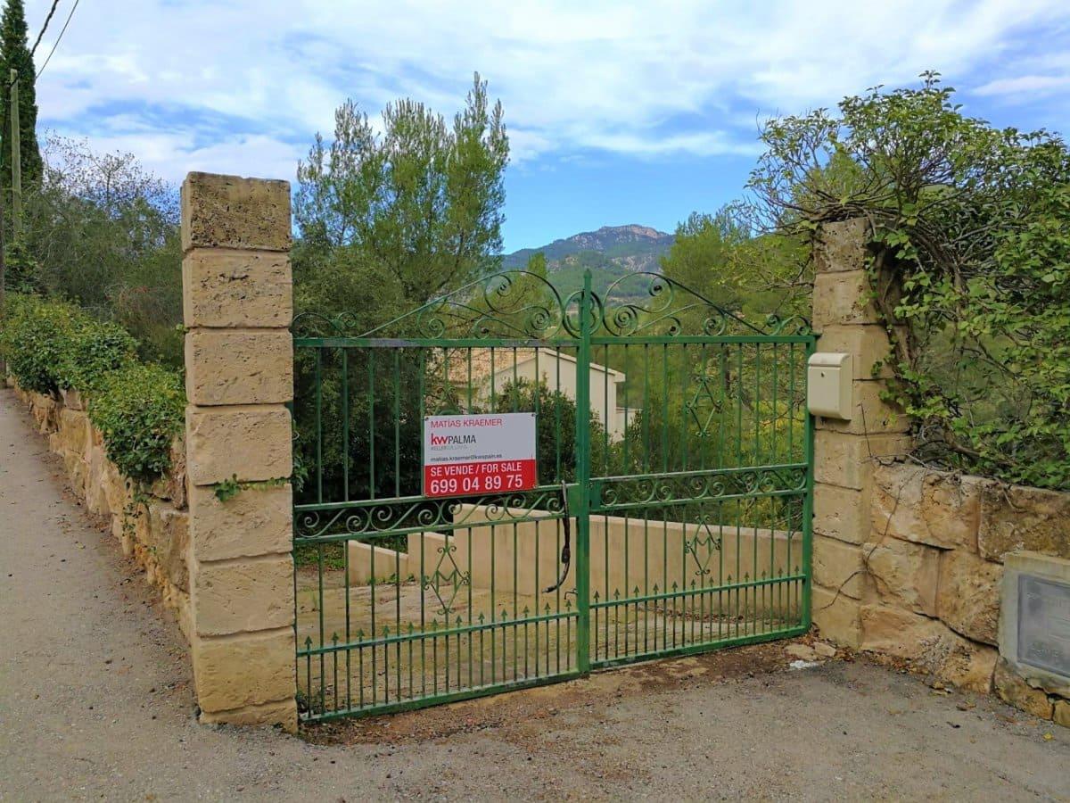 Area Edificabile in vendita in Puigpunyent - 160.000 € (Rif: 4966937)