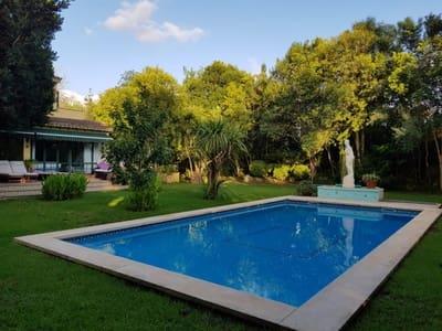 5 bedroom Villa for sale in Santa Maria del Cami with pool garage - € 1,595,000 (Ref: 5134385)