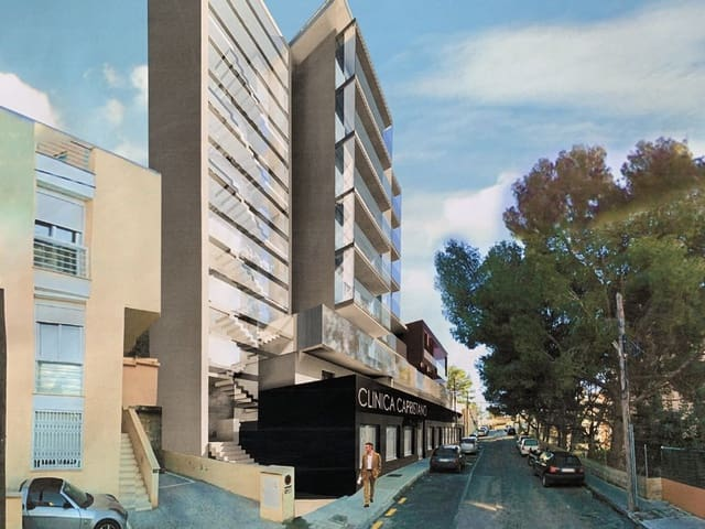 57 chambre Hôtel à vendre à Cala Mayor - 5 550 000 € (Ref: 5006115)