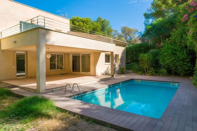 Casa de 4 habitaciones en Portals Nous en venta con piscina - 1.150.000 € (Ref: 5114883)