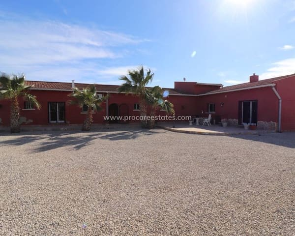 4 bedroom Finca/Country House for sale in El Realengo with pool - € 249,950 (Ref: 5912481)