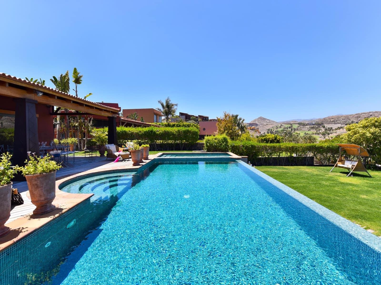 3 bedroom Villa for holiday rental in Salobre Golf - € 320 (Ref: 4688843)