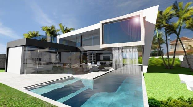 Byggetomt til salgs i Sonneland - € 570 000 (Ref: 4968014)