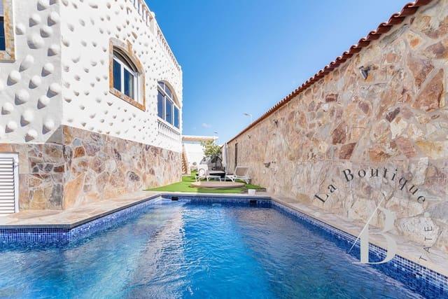 6 slaapkamer Villa te huur in El Hornillo met zwembad garage - € 4.000 (Ref: 5475599)