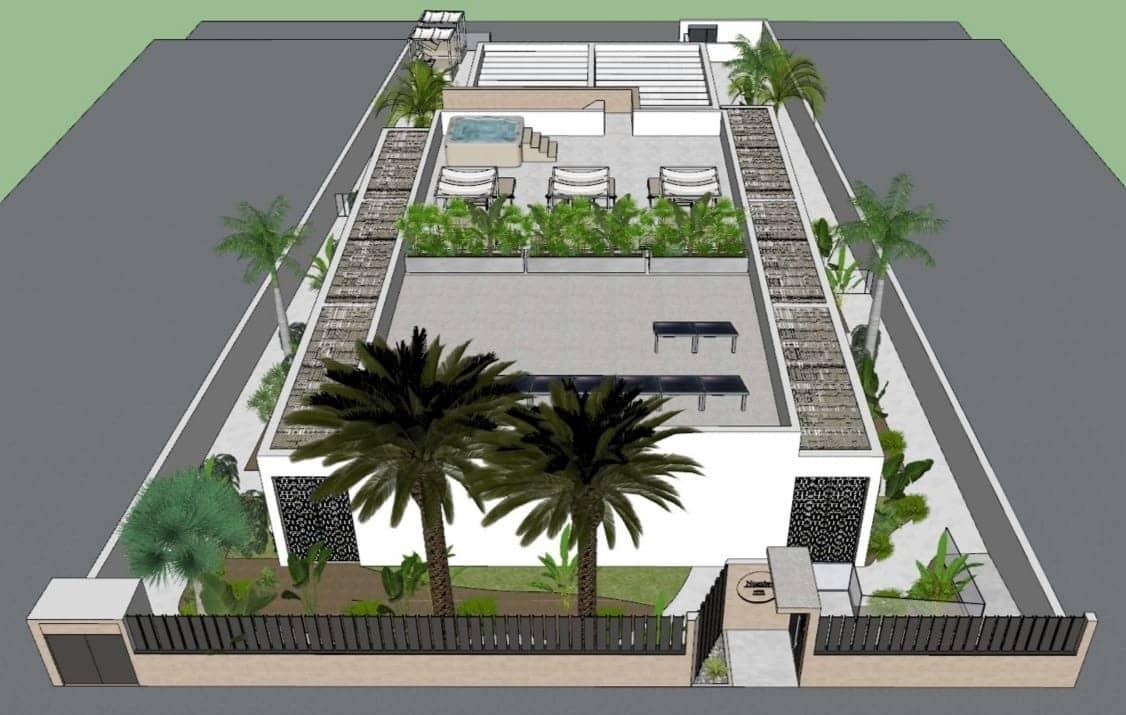 Hotel na sprzedaż w Playa del Ingles - 1 800 000 € (Ref: 5667753)