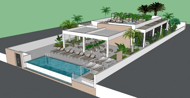 Mark till salu i Playa del Ingles - 1 800 000 € (Ref: 5667754)