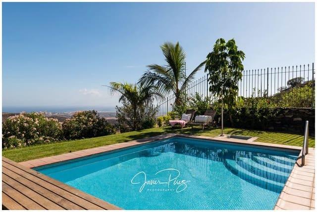 4 sypialnia Willa do wynajęcia w Monte Leon z basenem garażem - 8 400 € (Ref: 5704463)