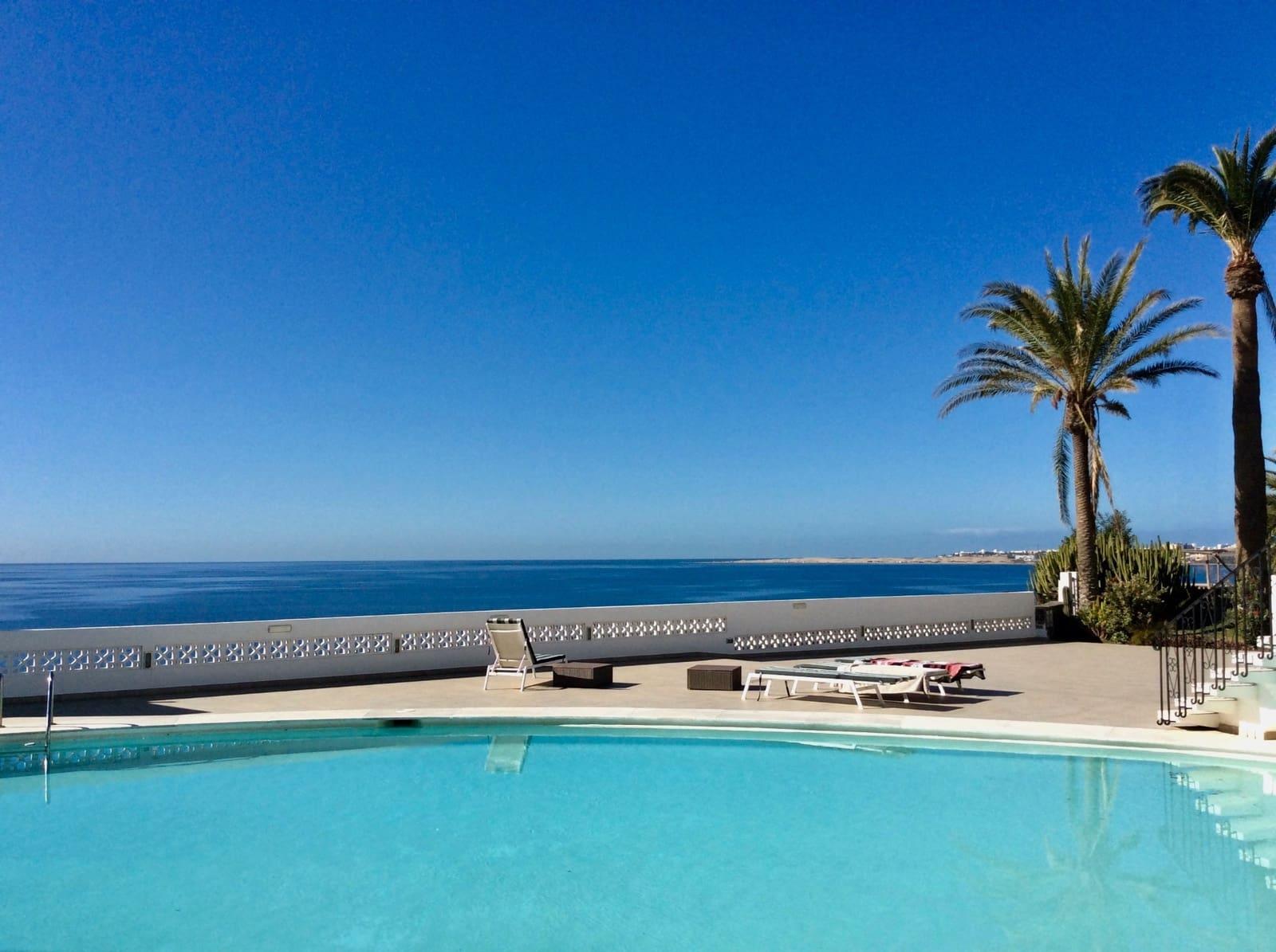 1 soveværelse Lejlighed til leje i San Agustin med swimmingpool - € 2.000 (Ref: 5709928)