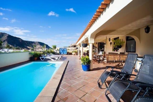 4 soverom Villa til leie i Tauro med svømmebasseng garasje - € 1 800 (Ref: 6046229)