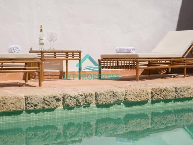 8 sovrum Hotell till salu i Gata de Gorgos med pool - 449 000 € (Ref: 4820442)