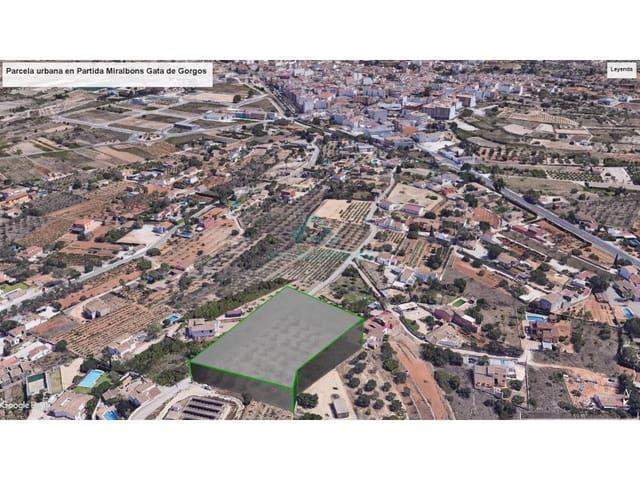 Building Plot for sale in Gata de Gorgos - € 289,000 (Ref: 5883381)