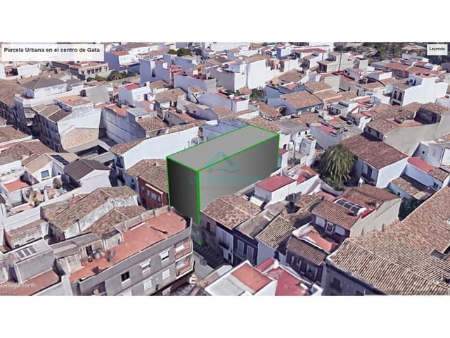 Building Plot for sale in Gata de Gorgos - € 149,950 (Ref: 6091699)