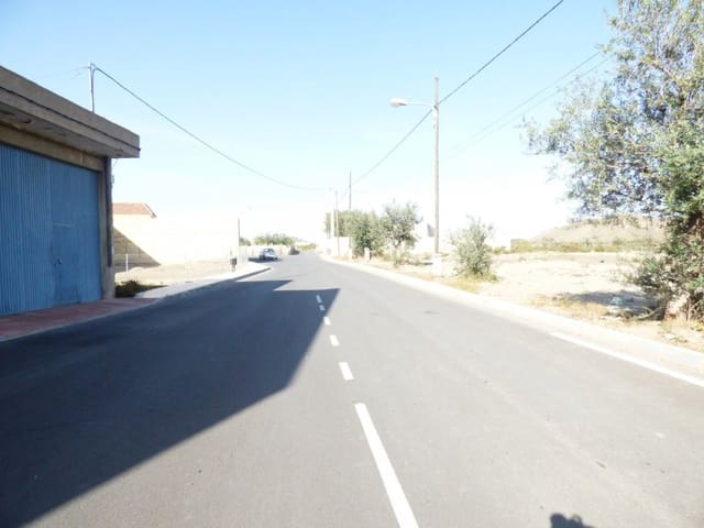 Landgrundstück zu verkaufen in Tabernas - 266.667 € (Ref: 5851180)