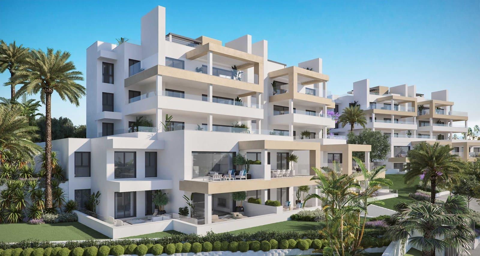 Apartamento de 2 habitaciones en Estepona en venta con piscina garaje - 262.000 € (Ref: 4856604)