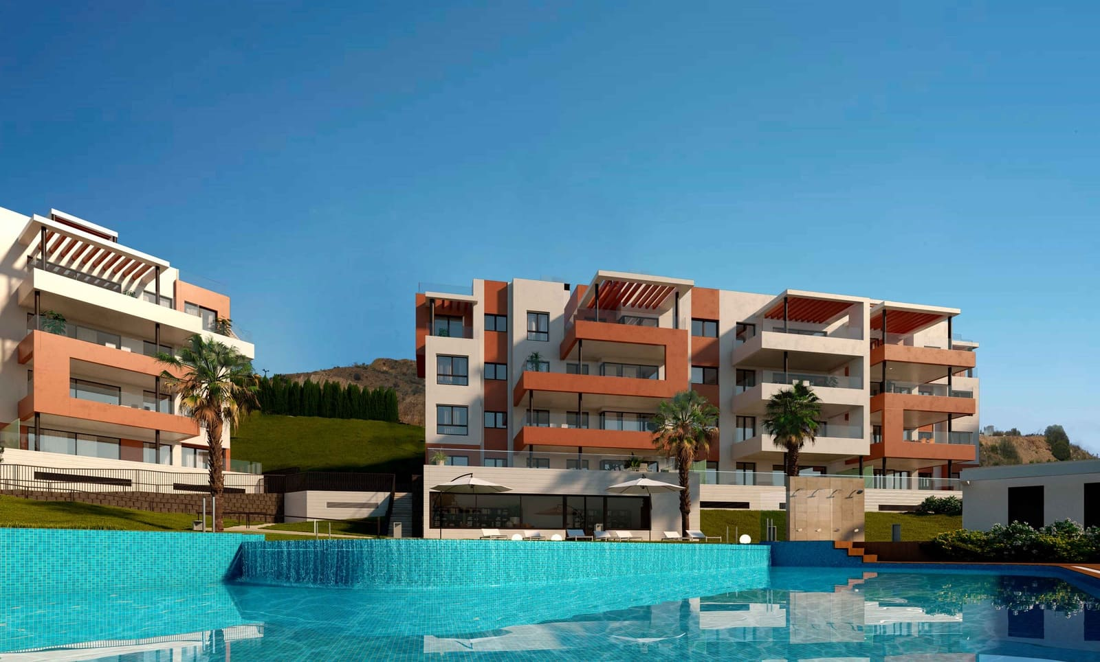 2 bedroom Apartment for sale in Fuengirola with pool garage - € 315,000 (Ref: 4863265)