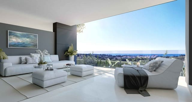 3 chambre Appartement à vendre à Estepona avec piscine garage - 325 000 € (Ref: 4970840)
